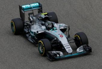 Mercedes-Benz F1, foto zdroj: Legendy 2016