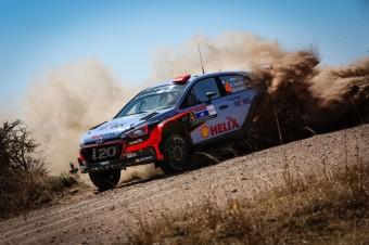 Hyundai i20 WRC, foto zdroj: Legendy 2016