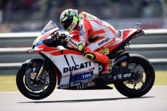 Ducati, foto zdroj: Legendy 2016