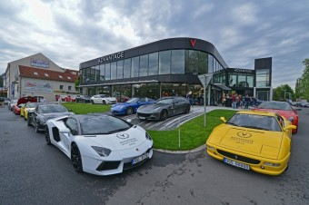 Advantage Season Opening 2016, zdroj: Advantage Cars