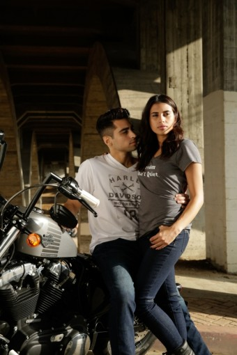 Harley-Davidson: letní kolekce Black Label 2016