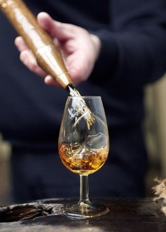 Poznejte pravou skotskou whisky