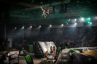 Masters of Dirt, Monster Energy