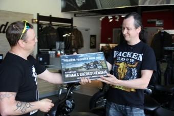 Harley-Davidson: Discover More 2016 zná svého vítěze
