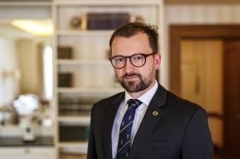 Nový ředitel Václav Vítek, Hotel Quisisana Palace