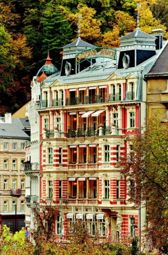 Hotel Quisisana Palace Karlovy Vary