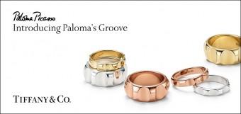 Paloma´s Groove, kolekce Palomy Picasso pro Tiffany & Co.