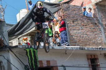 City Downhill Mexico, Monster Energy