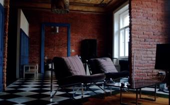 Byt jako vizitka, článek z časopisu Menhouse č. 14, foto: David Radil