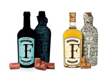 Ferdinand's Saar Dry Gin a Ferdinand's Saar Quince, Premier Wines & Spirits
