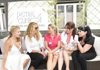 Tajemství krásy úspěšných žen, Petra Clinic