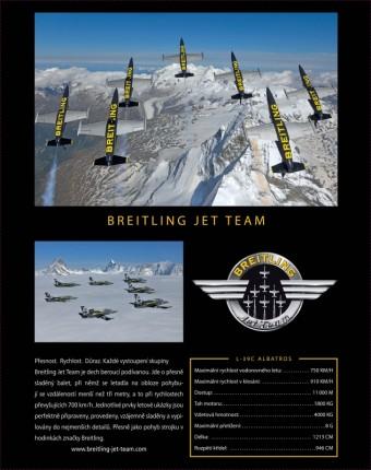 Breitling Jet Team, Luxury Brand Management