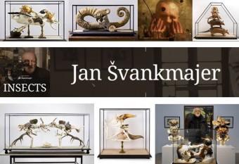 Jan Švankmajer – Objekty, DSC Gallery