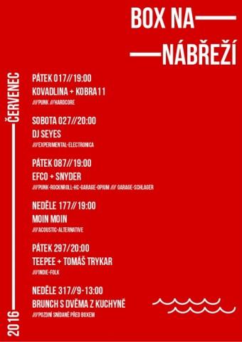 Program BOX Ústí nad Labem
