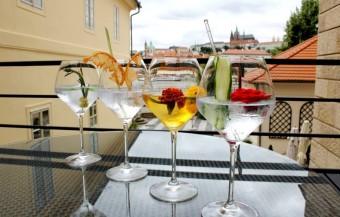 Osvěžující letní speciality v restauraci CottoCrudo, Four Seasons Prague