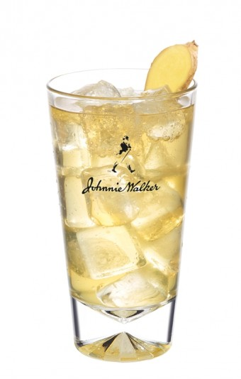 Johnnie Walker Ginger