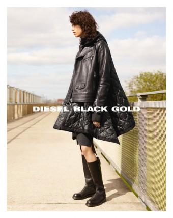 Kampaň Diesel Black Gold podzim/zima 2016