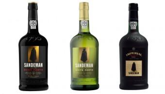 Portské víno Sandeman