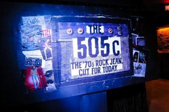 Rockové džíny 505 opět na scéně, Levi´s