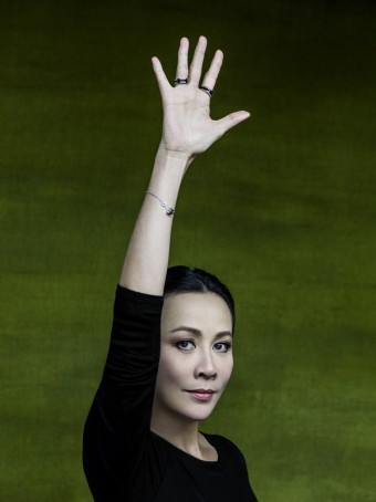 Carina Lau, Bulgari představuje novou kampaň ve spolupráci s organizací Save the Children #RAISE YOUR HAND
