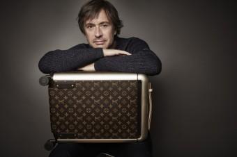 Marc Newson, Nová řada zavazadel na kolečkách od Louis Vuitton