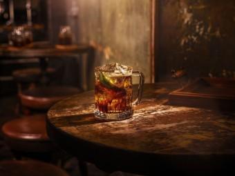 Captain Morgan Drink