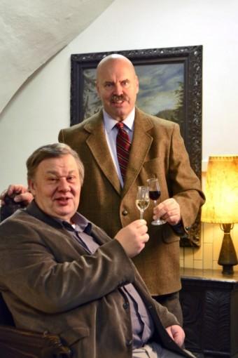 Jan Hildprant a Václav Šitner, foto: Premier Wines & Spirits
