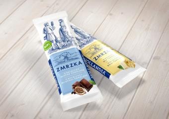 Zmrzka: úplně celá, celičká jogurtová, Hollandia