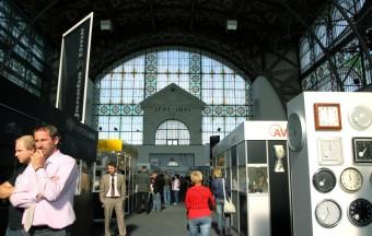 Výstava Hodiny a klenoty, Incheba Expo Praha