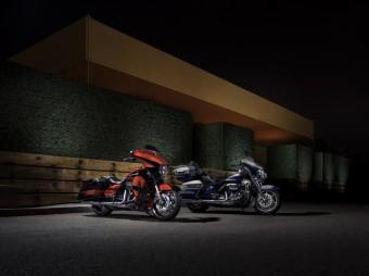 Motocykl Harley-Davidson CVO Limited