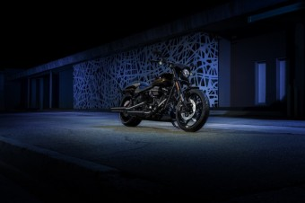 Motocykl Harley-Davidson CVO Pro Street Breakout 2017