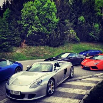 Advantage Cars Opening Season 2015, článek z časopisu MENHOUSE č. 10