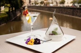 Finále elit art of martini Prague, Mánes Restaurant, foto: Premier Wines & Spirits