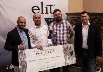Finále elit art of martini Prague, foto: Premier Wines & Spirits