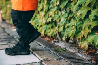 Dětská kolekce YEEZY od Kanye West, Footshop