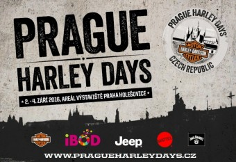 Prague Harley Days 2016, Harley-Davidson