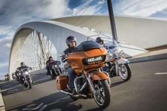 Prague Harley Days, Harley-Davidson