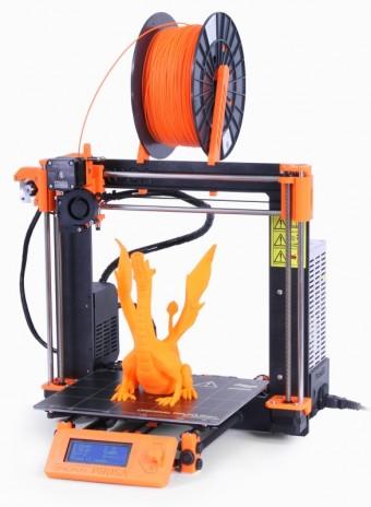 Prusa 3D tiskárna, Hornbach