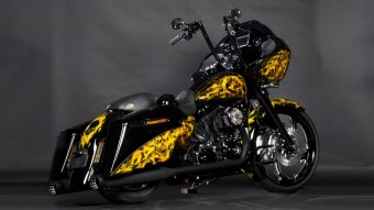 Super Hero Customs, Ghost Rider, Harley-Davidson
