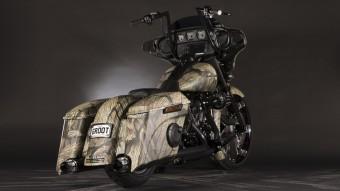 Super Hero Customs, Groot, Harley-Davidson