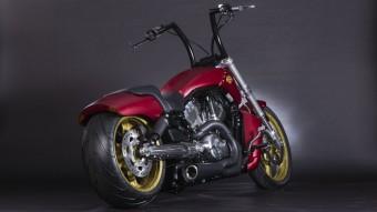 Super Hero Customs, Iron Man, Harley-Davidson