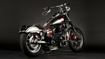 Super Hero Customs, Ant Man, Harley-Davidson