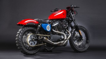 Super Hero Customs, Spider Man, Harley-Davidson