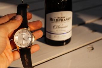 Vyhrajte s Baronem Hildprandtem, hodinky Prim, Premier Wines & Spirits