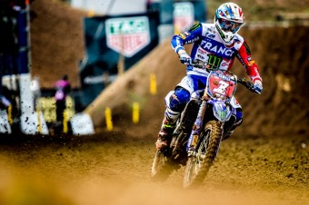Romain Febvre, Monster Energy MXoN, Photo Credit: Marian Chytka