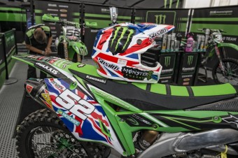Tommy Searle, Monster Energy MXoN, Photo Credit: Marian Chytka