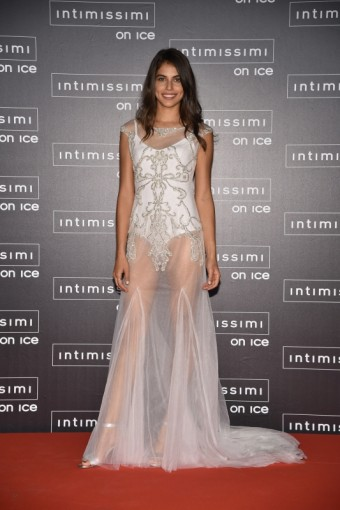 Shlomit Malka, Intimissimi On Ice: Amazing Day