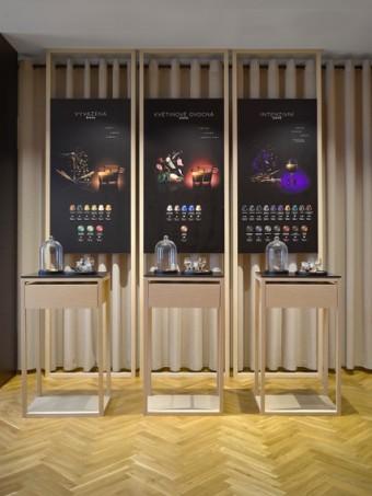 Nespresso Experience Center v Praze, Pařížské ulici č. 11