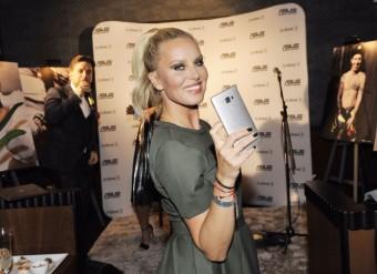 Simona Krainová novou ambasadorkou telefonů ASUS ZenFone 3
