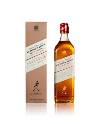 Johnnie Walker Red Rye Finish z řady Blenders´ Batch